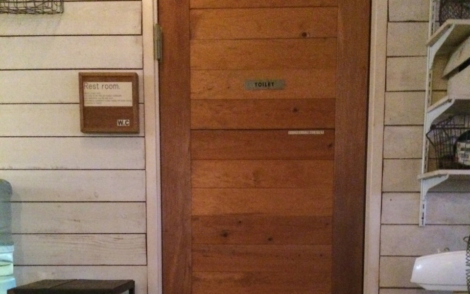 ドア完成品